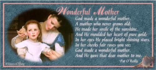 wonderfulmother